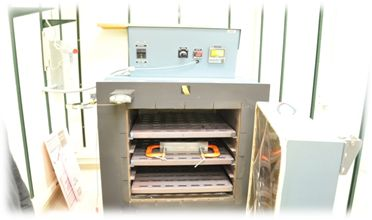 Themcraft OBR industrial oven