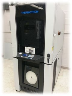 thermatron environmental chamber model se 200 2 2