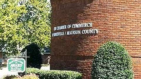Chamber of Commerce Huntsville/Madison County